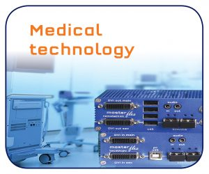 KVM Extender for Medical Technology
