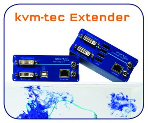 KVM Extender over IP